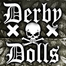 Derbydolls Live Banked Track Rollerderby