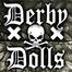 Derbydolls Live Banked Track Rollerderby