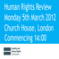 Human Rights Review 5 March 2012
