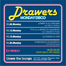 Drawers - MONDAY DISCO -
