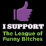 League Of Funny Bitches