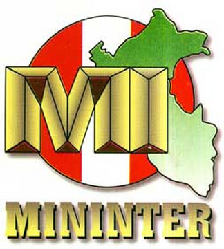 Licitaciones publicas mininter for Logo del ministerio del interior peru