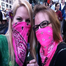 cops hitting ppl w/van