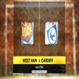 West Ham vs Cardiff - Live
