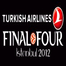 After Game Final Press Conference Olympiacos vs CSKA Final Four 2012 - Istanbul