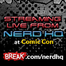 Damon Lindelof & Seth Grahame-Smith Live from Nerd HQ 2012