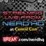Nerd HQ Live