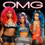 OMG Girlz Ustream freestlye