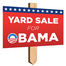 Yard Sale for Obama