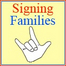 SIGNING FAMILIES- School WORDS in Sign Language / ASL