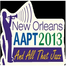 AAPT 2013 Winter Meeting in New Orleans