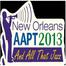 AAPT 2013 Winter Meeting in New Orleans