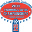 NCAC Swimming & Diving Championships - 2013