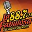 LAFABULOSA 88.7 FM