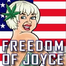 Freedom Of Joyce