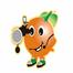 la naranja mirona