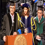UCLA Doctoral Hooding Ceremony 2013