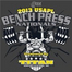USAPL 2013 Bench Press Nationals