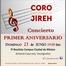 Coro Filarmónico JIREH