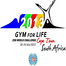 World Gym for Life Challenge. Cape Town.