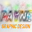 Payne: Live Graphic Design (Backgrounds/Thumbnails
