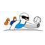 スポーツ祭東京2013 -第68回国民体育大会-「ビーチバレー成年男子」(スコアボード)