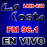 FM LACOSTA 96.1 Posadas Mnes. Argentina