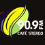 radio cafe stereo 90.9 de Olmedo - Loja - Ecuador