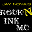 Rock N Ink MC w/ Peter Gunz,Tattoo Artist, Johnny Wildchild,Guitarist, Terror Garden, Model Sivaria