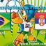 Brazil vs Serbia live