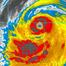 Typhoon Neoguri 2014 Chatan-Cho, Okinawa Japan