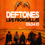 deftones play head to toe the new diamond eyes album, and it sounds great live compared to the still awesome studio record!