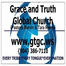 Pastors Marvin & Tara Reese of Grace and Truth Glo