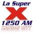 Radio en español en vivo La Super X 1250 Kansas Ci