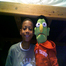 LILFAX AND THE MUPPET CHUCK