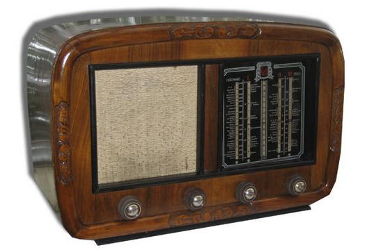 Radio chile fm - Fotos radios antiguas ...