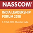 NASSCOM India Leadership Forum 2010 Live from Mumb