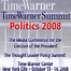 TimeWarner Summit Politics 2008 LIVE