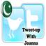 TweetUp with Joanna Vroom