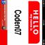 coden07 Tech Channel