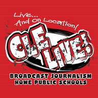 CLE Live Weekly Podcast On USTREAM Student Broadcast From Howe - Howe public schools