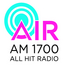 AIR AM1700 ALL HIT RADIO!