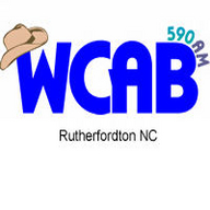 WCAB 590 AM Radio Rutherfordton NC