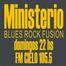MINISTERIO BLUES ROCK FUSION