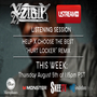 "XzibitTV: ""Hurt Locker"" Remix Listening Sessions"