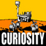 Mars Curiosity Mashup with landing video and control room audio
