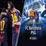 F.C Barcelona - VS - P.S.G