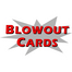 2013 Superbox Rookies and Phenoms Baseball Divisional Break Blowout Cards