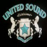 UNITED SOUNDS OWN DJ DIGGZ  ALONG SIDE DJ SNOW