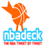 nbadeck the nba tweet by tweet NBA PLAYOFFS